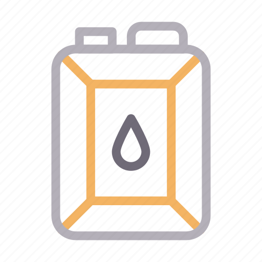 can, energy, fuel, jerrycan, oil icon