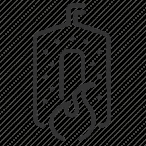 biomass, energy, furnace, heating, organic, steam generators icon