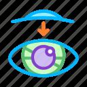 biomaterial, contact, eye, lens, vision