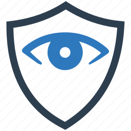 eye, insurance, look, protection, view, vision icon