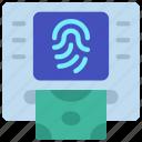 biometric, atm, biometrics, cash, withdrawal