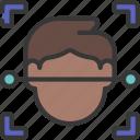 facial, scan, face, id, biometrics