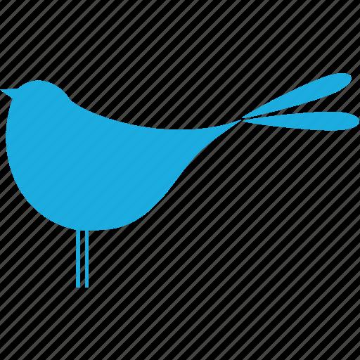 animal, bird, wildlife, wing icon
