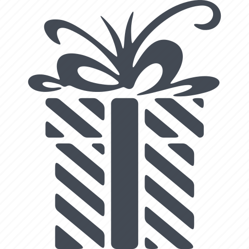 birthday, celebration, decoration, gift, party icon