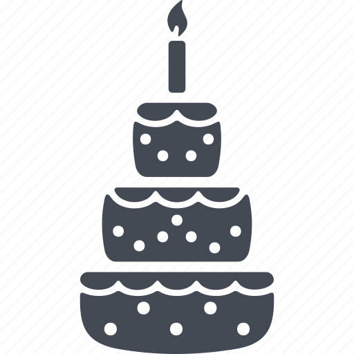bakery, birthday, cake, celebration, cupcake, dessert icon