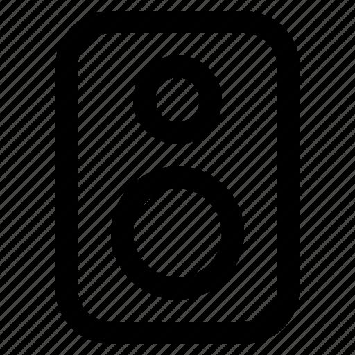 Birthday, music, party, sound, speaker icon - Download on Iconfinder