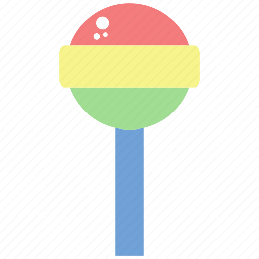 birthday, candy, celebrate, congratulations, lollipop, party, yummy icon