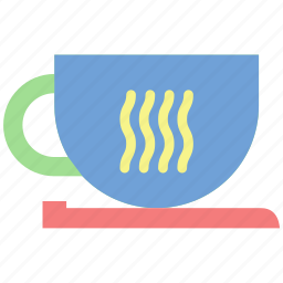 birthday, celebrate, coffee, congratulations, drink, hot-drink, party icon