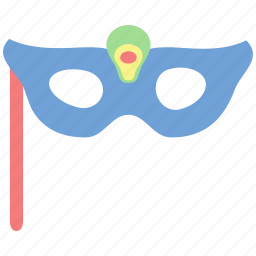 birthday, carnival-mask, celebrate, congratulations, mask, party icon