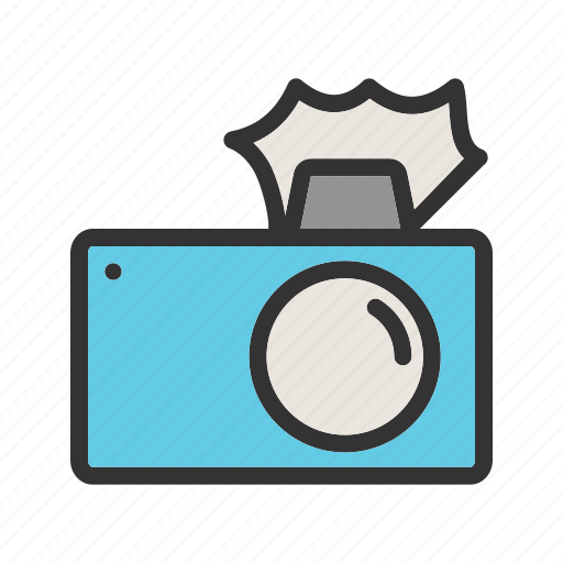birthday, camera, click, party, photo, picture icon