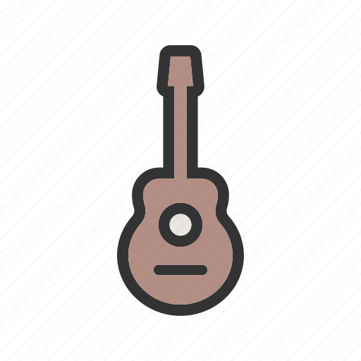 celebrate, guitar, instrument, music, party, rock, string icon