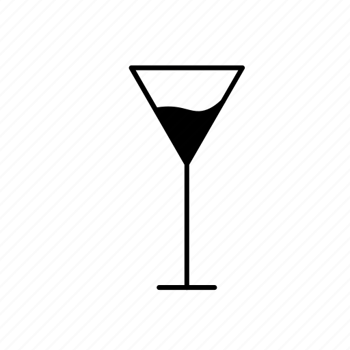 birthday, celebrating, drinking, glass, martini, party icon