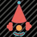circus joker, funny joker, joker, joker card, joker hat icon