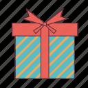 birthday gift, celebration, gift, gift box, surprise gift icon