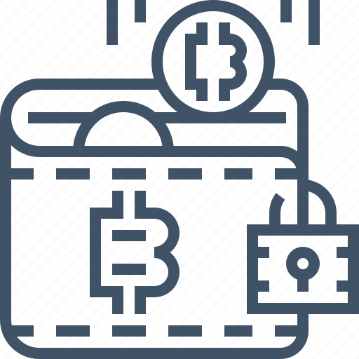 bitcoin, currency, digital, encryption, payment, protection, security icon