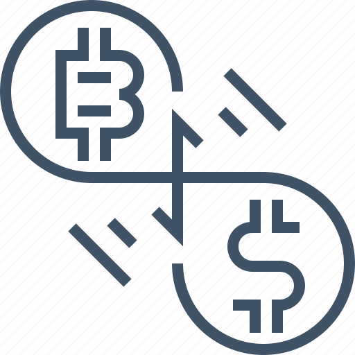 bitcoin, coin, currency, digital, exchange, money, online icon
