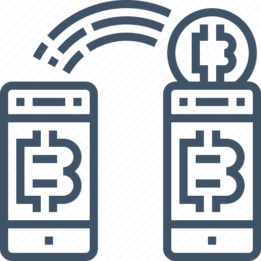 coin, currency, digital, money, online, payment, transferring icon