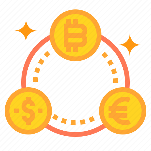 bitcoin, business, currency, exchange, money icon