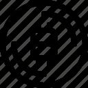 bitcoin, bitcoin icon, coin, coin icon icon