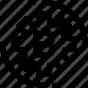 bitcoin, bitcoin icon, gear, gear icon icon