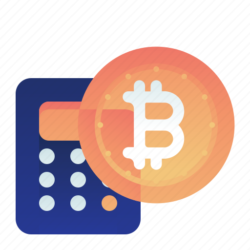 Bitcoin, calculation, calculator, currency, finance icon - Download on Iconfinder