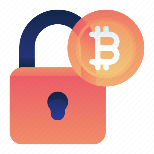 Bitcoin, currency, finance, money, security icon - Download on Iconfinder