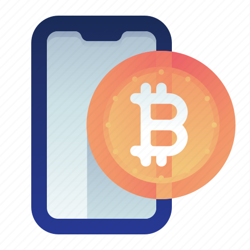 Bitcoin, currency, finance, monitor, smartphone icon - Download on Iconfinder