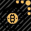 blockchain, decentralize, distribute, exchange, network