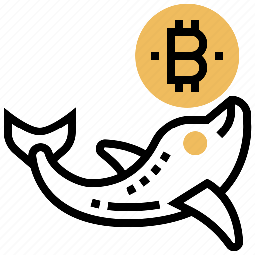 Bitcoin, dolphin, status, trader, wallet icon - Download on Iconfinder