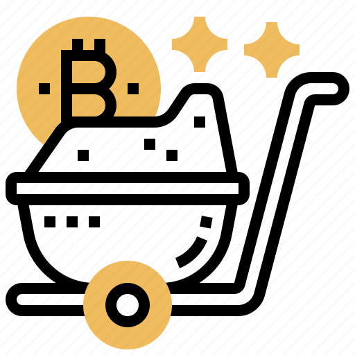 Bitcoin, crypto, farm, mining, private icon - Download on Iconfinder