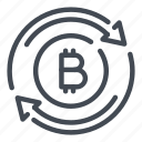 bitcoin, cryptocurrency, currency, exchange, refund, return, update