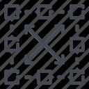 block, blockchain, chain, connection, network