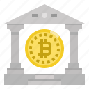 bank, bitcoin, cryptocurrency, digital, money