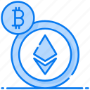 bitcoin, btc, coin, cryptocurrency, digital currency, digital money, ethereum