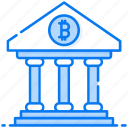 bank, bank building, banking on bitcoin, finance, financial institution, treasury house