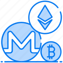 altcoin, btc, coin, cryptocurrency, digital currency