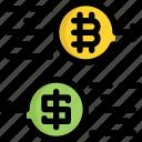 bitcoin, cryptocurrency, digital, exchange, money, purchase
