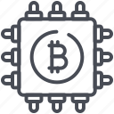 bitcoin, bitcoin mining, cpu, cryptocurrency, digital, mining, processor