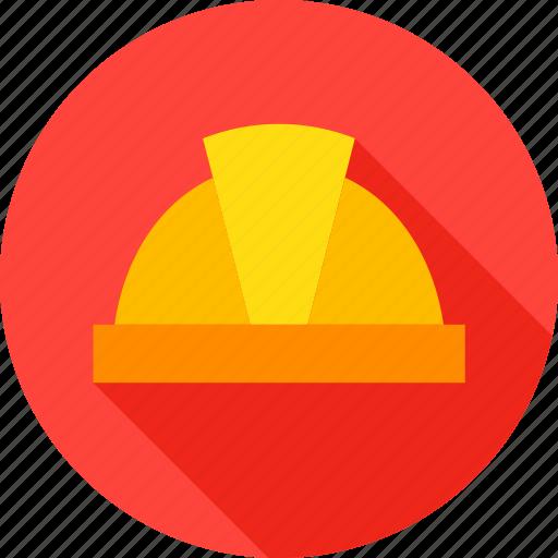 construction, hard, hardhat, hat, helmet, industry, worker icon