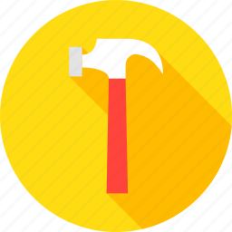construction, equipment, hammer, handle, industry, instrument, tool icon