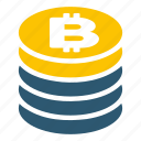 bitcoinmoney, conversion, currency, dollar, exchange, money, transaction icon