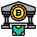 banking, bitcoin, money, currency
