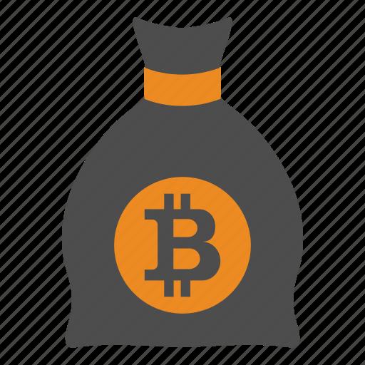 bill, bitcoin, bitcoins, cash, money icon