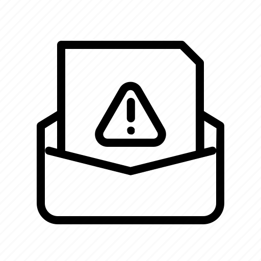 Attack, danger, mail, phishing icon - Download on Iconfinder