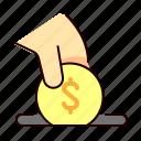 finance, money, saving, wealth icon