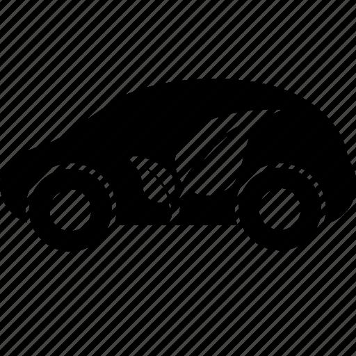 car, eco, ecology, friendly, green, natue, vehicle icon