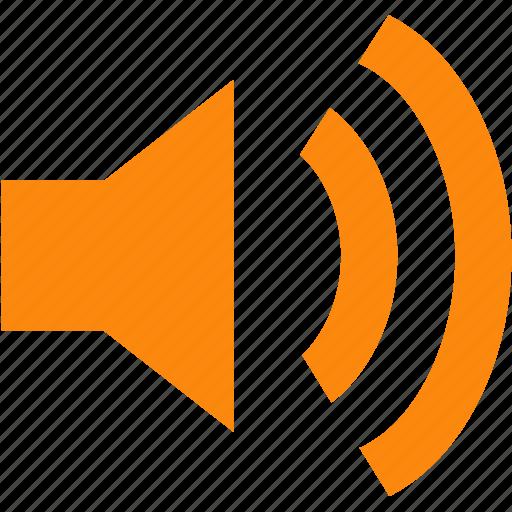 sound, voice icon