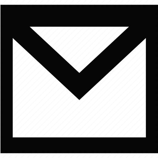 adress, email, letter, mail, send icon