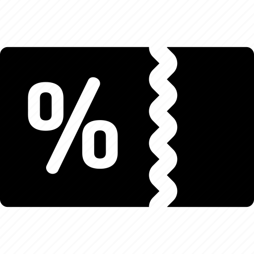 blackfriday, discount, sale, ticket, voucher icon