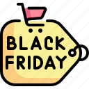 label, sale tag, sales, black friday, prices, commerce and shopping icon